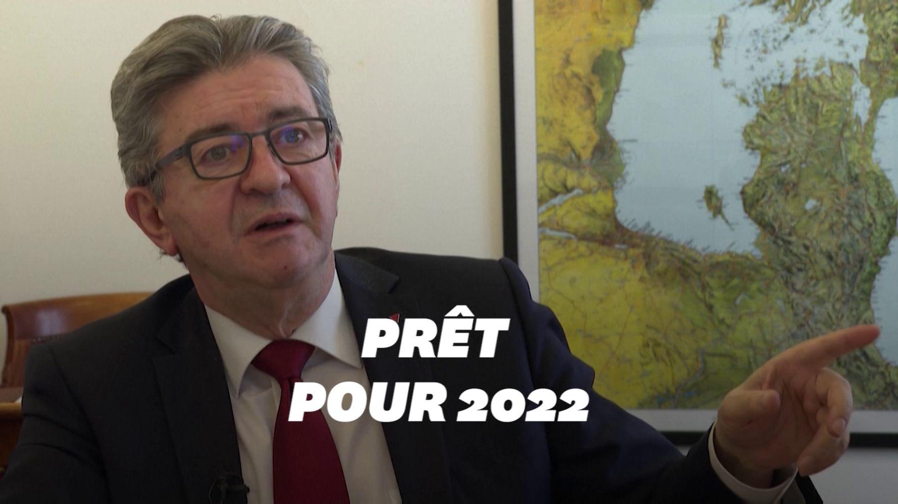 Jean-Luc Mélenchon face à la crise Covid: