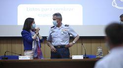 Robles pide explicaciones al JEMAD tras conocer que ha sido