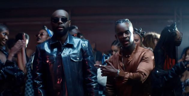 Black M Feat. Gims - Cesar (Clip officiel)