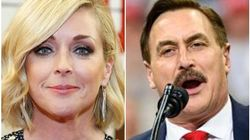 Jane Krakowski Denies Affair With MyPillow CEO, Confirms Her Sense Of