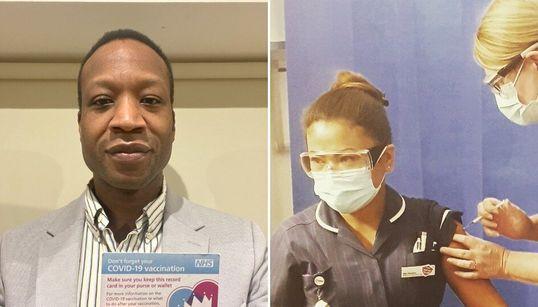Black And Asian Medics Urge Britain's Minority Communities: Get The COVID