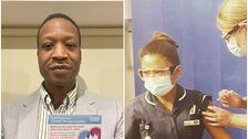 Black And Asian Medics Urge Britain's Minority Communities: Get The COVID Jab