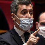 Darmanin reproche à Le Pen de dire