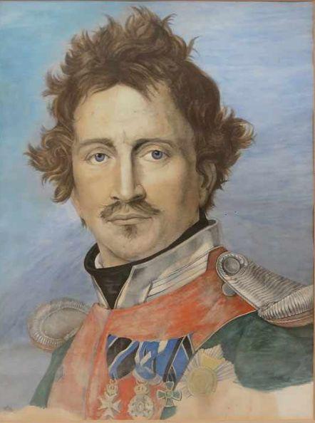 Ludwig I, βασιλέας της Βαυαρίας....