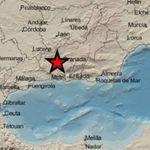 Dos terremotos, uno de magnitud 4,4 y otro de 3,3, sacuden Granada en apenas unas