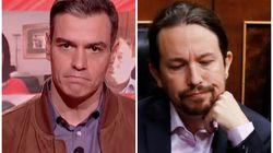 Pedro Sánchez deja este 'recado' para Pablo Iglesias durante su intervención en el Comité Federal del