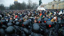 Διαδηλώσεις υπέρ του Αλεξέι Ναβάλνι στη Ρωσία- χιλιάδες