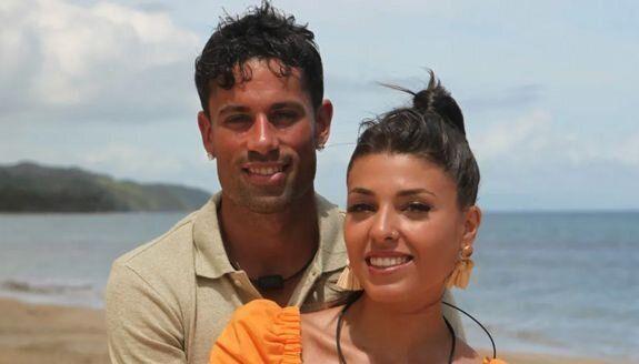 Lola y Diego, concursantes de La Isla de las Tentaciones 3