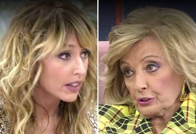 Emma García y María Teresa Campos, en 'Viva La Vida'