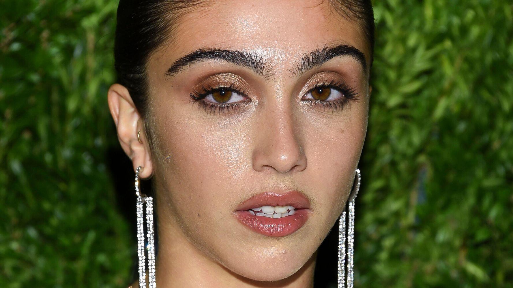 La fille de Madonna, Lourdes Leon, n'y va pas de main morte dans son premier post Instagram