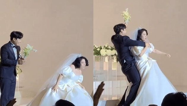 김영희, 윤승열