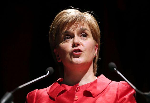 SNP leader Nicola