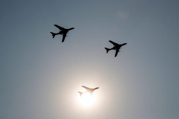 Nέες προκλήσεις από κινεζικά πολεμικά αεροσκάφη καταγγέλλει η