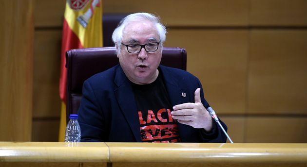 Manuel Castells, en el