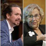Manuela Carmena, muy clara sobre Pablo Iglesias: le bastan tres