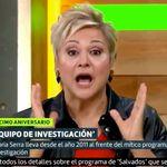 Gloria Serra desmiente en directo el rumor más extendido sobre 'Equipo de