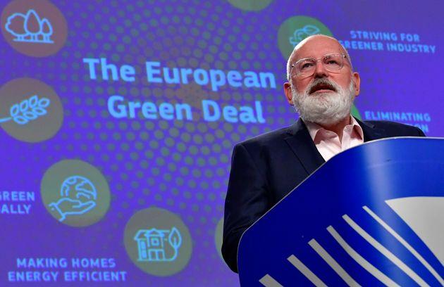 """Frans Timmermans: """"Con Biden vinceremo la battaglia per il clima"""" (di G. Vincenzi)"""