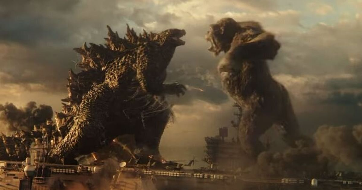 """Godzilla vs Kong"" dévoile sa spectaculaire bande-annonce"