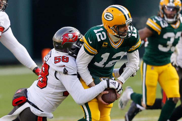 Tom Brady And Tampa Bay Buccaneers Beat Green Bay Packers To Win NFC Title