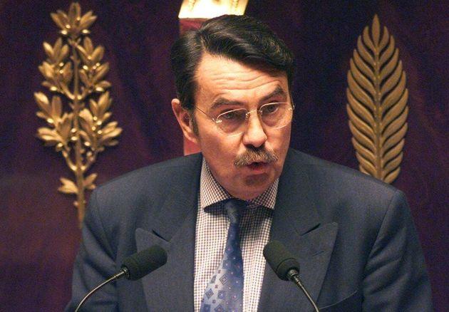 Jean-Pierre Michel, ici à l'Assemblée nationale à Paris, en novembre