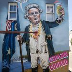 Scottie Marsh's Latest Mural Has A Brutal Invasion Day Message For Scott