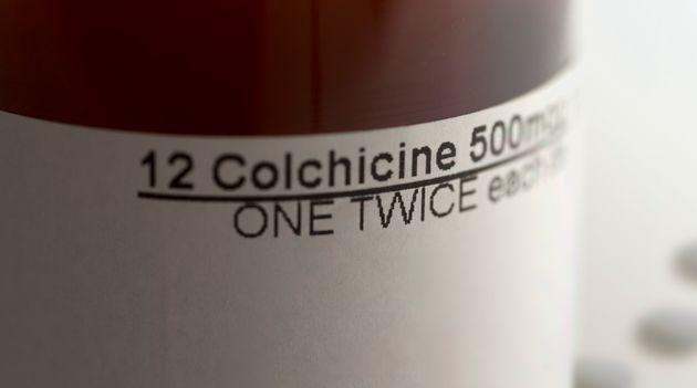 La colchicine est un médicament contre la goutte dont l'efficacité face au Covid-19 a été...