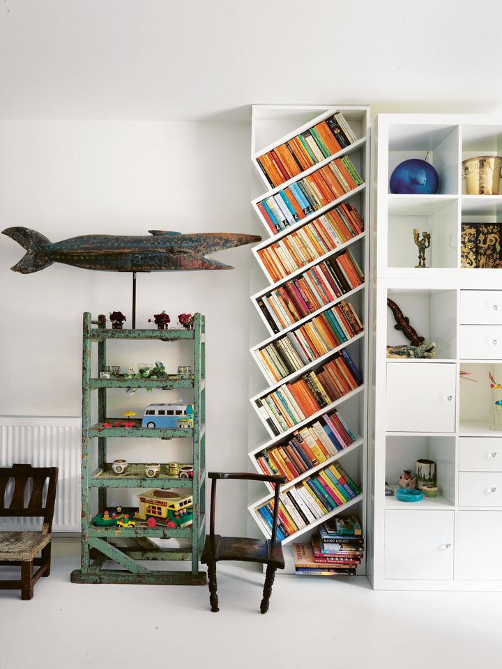 #shelfie by Geraldine James, published by CICO Books (£16.99)