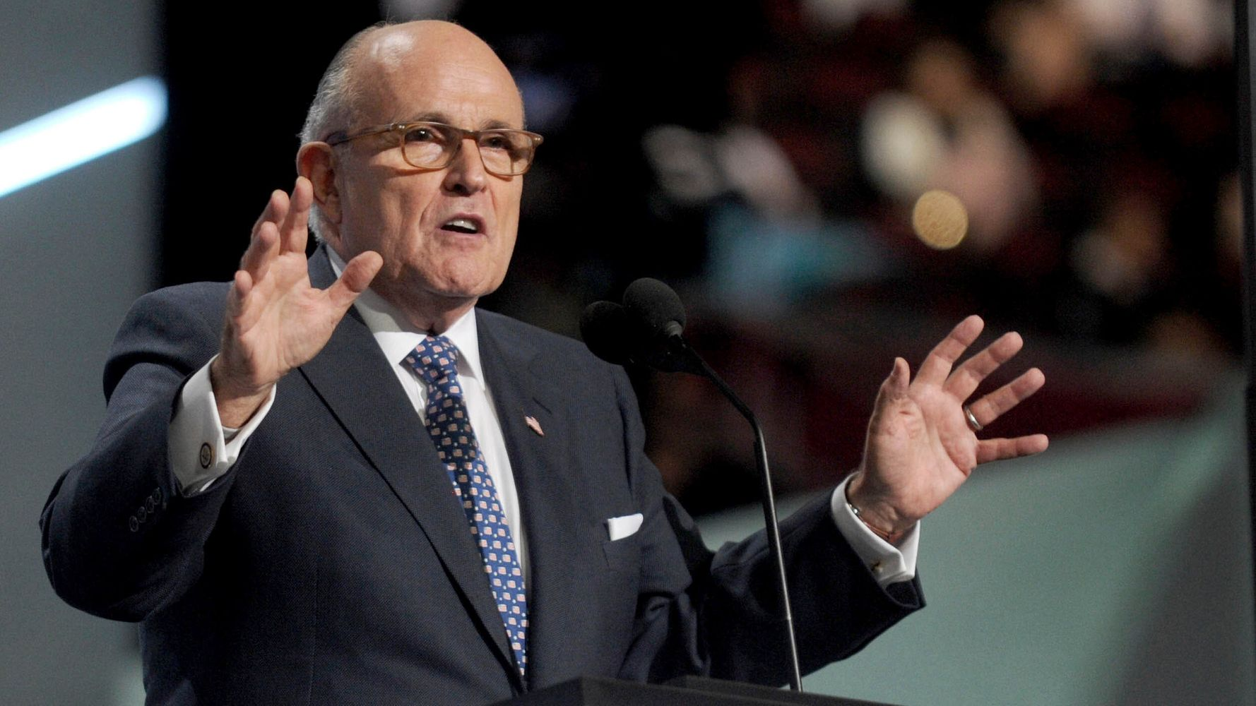 Dominion Voting Systems Sues Rudy Giuliani For Defamation, Seeks $1.3 Billion