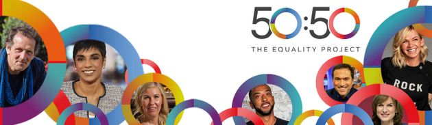 BBC「50:50プロジェクト」