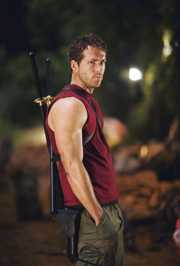 Ryan Reynolds dans X-Men Origins - Wolverine
