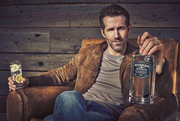 Ryan a vendu sa société Aviation Gin pour 610 millions de