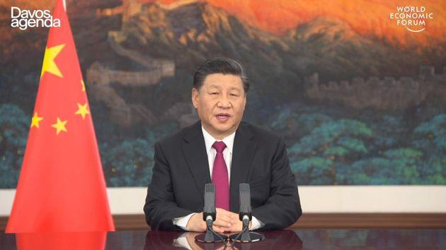 Xi Jinping a