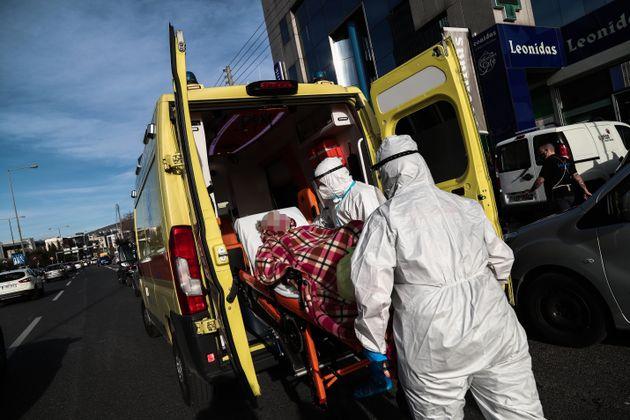 Κορονοϊός: 436 νέα κρούσματα και 25 νεκροί το τελευταίο