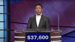 Wild 'Jeopardy!' Finish Includes Behind-The-Scenes