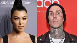 Kourtney Kardashian Reportedly Dating Blink-182 Drummer Travis