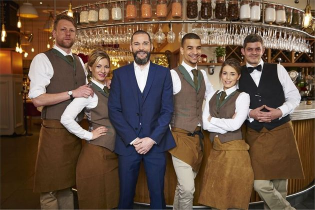 The First Dates team have been playing matchmakers since