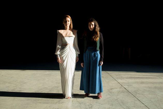 «Morphés»: Ένας δημιουργικός διάλογος της Μόδας με το Αρχαίο