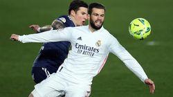Nacho, jugador del Real Madrid, positivo por