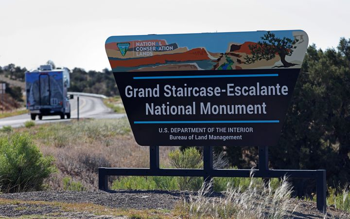 In 2017, then-President Donald Trump signed a proclamation slashing the size of theGrand Staircase-Escalante National M