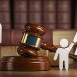 Un père antimasque rappelé à l'ordre par un juge de la Chambre de la