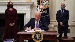How Biden Is Erasing Trump's White Supremacist