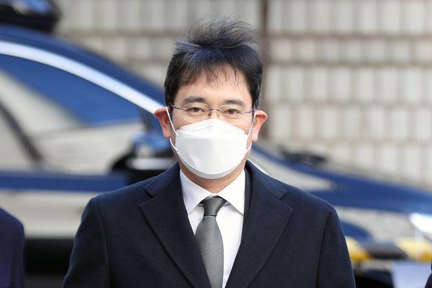 이재용 삼성그룹 부회장 옥중