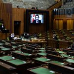 MPs Return To House With Political Posturing, Few Signs Of