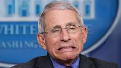 Anthony Fauci Finally Reveals What He Was Thinking When Trump Suggested
