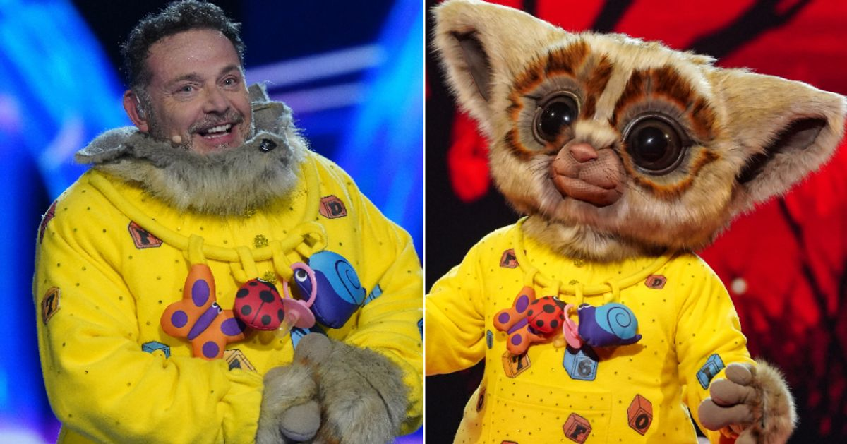 The Masked Singer's John Thomson Gets Real About ...