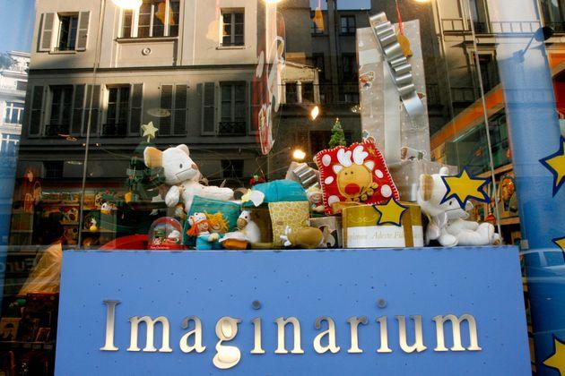 Una tienda de Imaginarium en