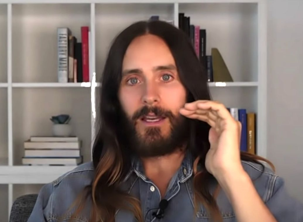 Jared Leto Recalls Shock At Emerging From Silent Retreat Into Full-Blown Pandemic