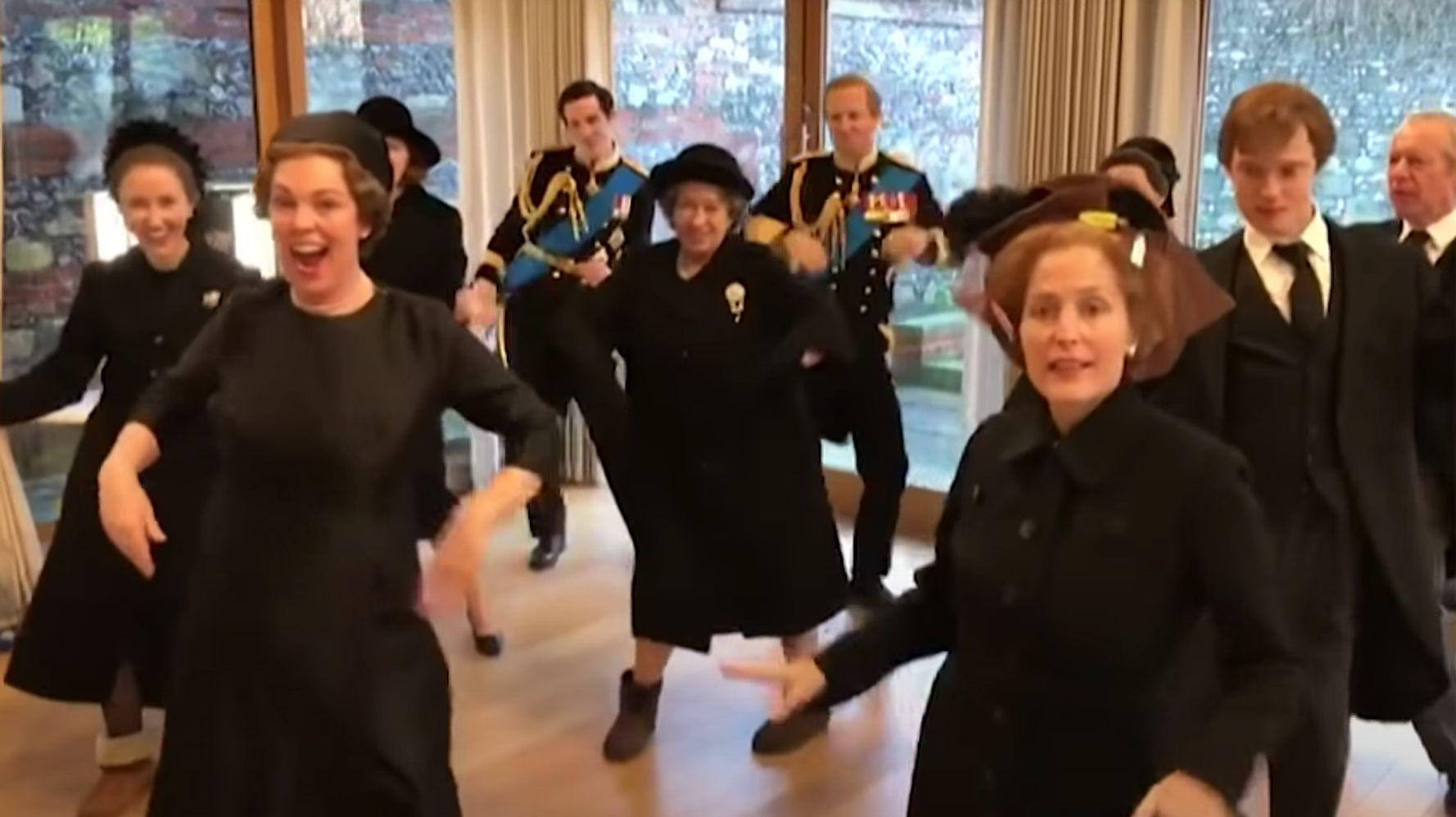 Звезды «Короны» танцуют под Лиззо в видео «Never Meant to See the Light Of Day»