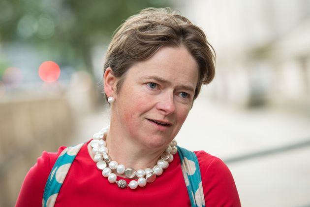 Baroness Dido Harding, chair of test and
