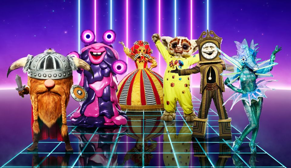 The Masked Singer's Costume Designer Reveals The Secrets Of His Amazing